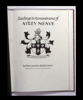 Readings in Remembrance of Airey Neave. MS book commissioned by Lady Airey of Abingdon