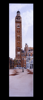 Painting - Westminster Cathedral (Bookmark)
